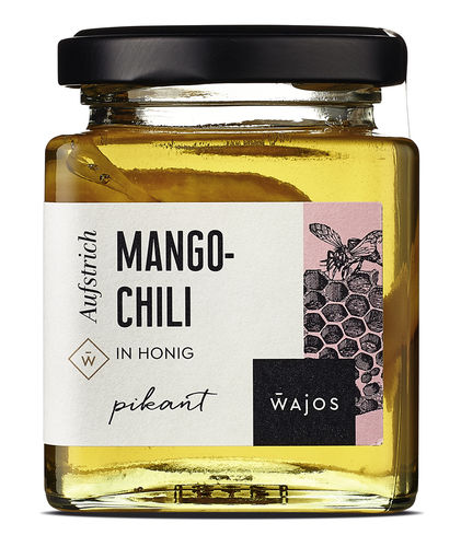 MANGO-CHILI - IN HONIG 250g